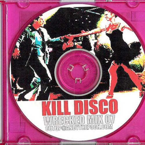 Cutups – Kill Disco mix (2004)