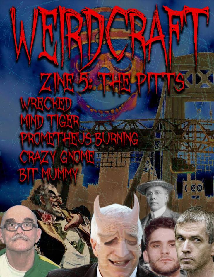 WeirdCraft #5 – The Pitts ZINE