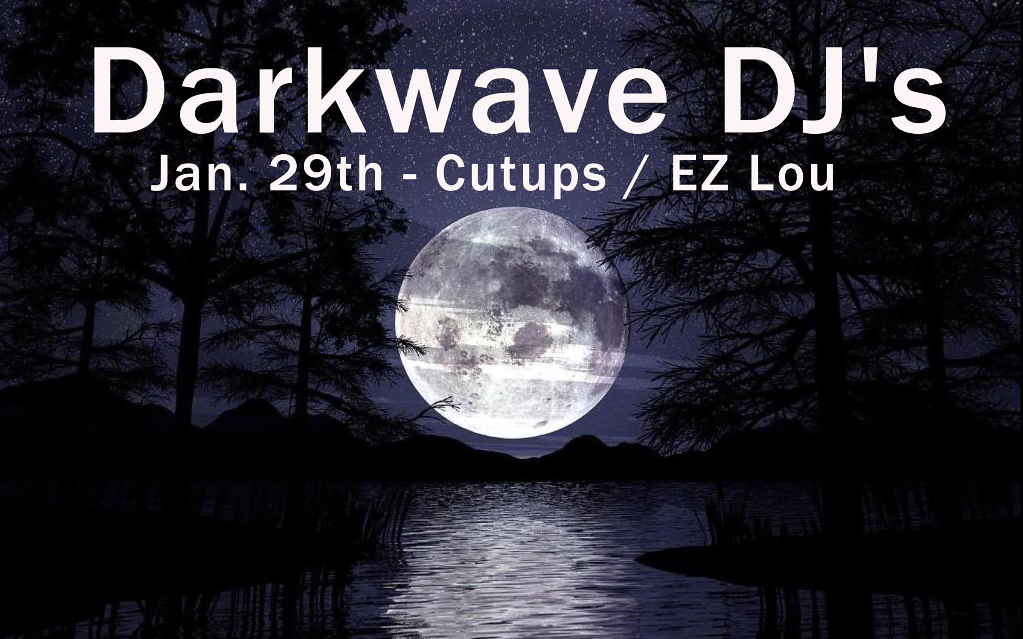 Thu Jan 29th DARKWAVE night at Gus's