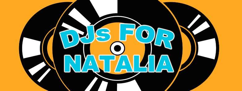 Sat May 16th DJs for NATALIA  @ Spirit