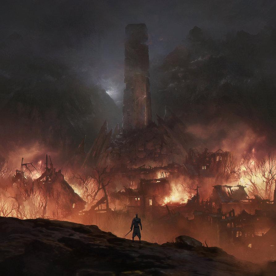 "MIX – Cutups – ILLUSIONS XIV ""Accursed Monolith"""