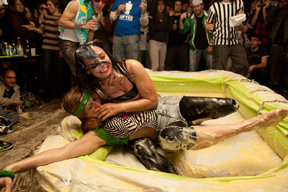 Valentine's Pudding Wrestling Massacre: 10th Anniversary