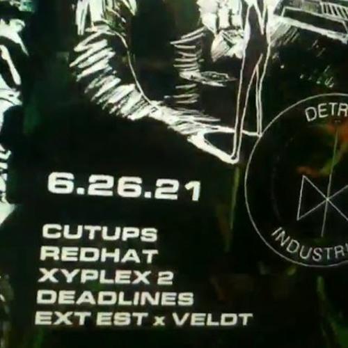 Detroit Industrial – Guest Mix